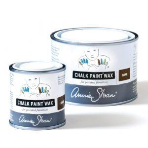 Chalk paint wax