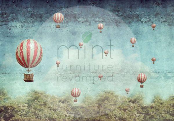 balloons-decoupage
